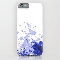 Passion Blue iPhone 6 Slim Case