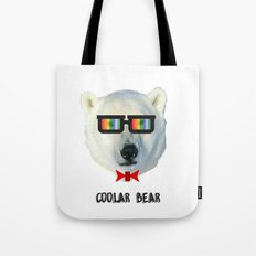 coolar bear Tote Bag