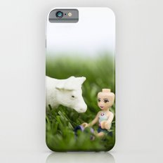 Baldy & Cow iPhone 6 Slim Case