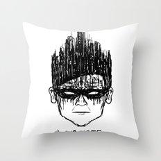 Robin, Boy of Wonder Throw Pillow