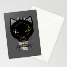 Le Chat Sinistre Stationery Cards