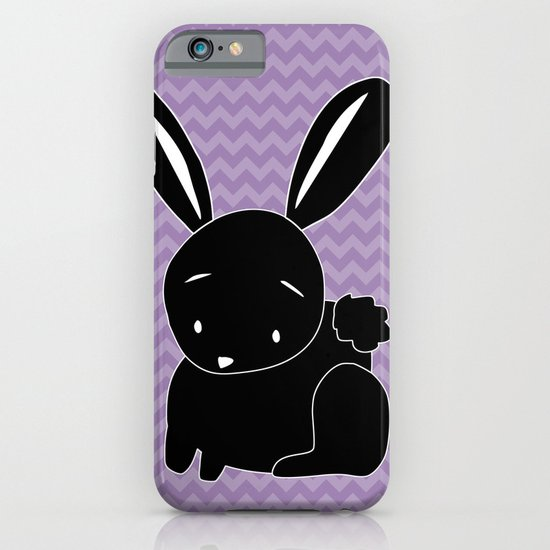 Funny Bunny iPhone & iPod Case