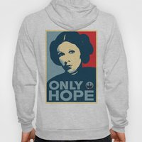 Leia's Only Hope Hoody