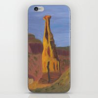 Independence Monument 082013 iPhone & iPod Skin