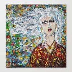 SAGA Canvas Print