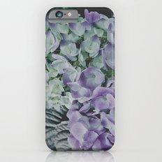 Hydrangeas  Slim Case iPhone 6s