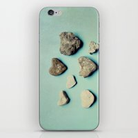 love rocks iPhone & iPod Skin