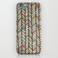 Autumn Threads Slim Case iPhone 6s