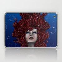 Tears Of A Mermaid Laptop & iPad Skin