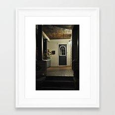 Hardwood Framed Art Print