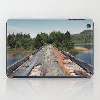 Rainbow Bridge iPad Case