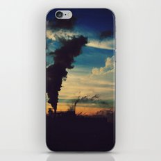Southside Chicago Factory iPhone & iPod Skin