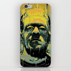 Frankenstein iPhone & iPod Skin