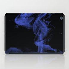 Blue Smoke iPad Case