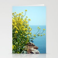 Rape Flowers 1 Stationery Cards