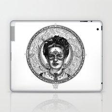 FRIDA SAVAGGE. Laptop & iPad Skin