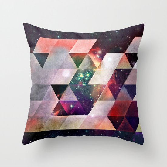 DYSTYNT Throw Pillow