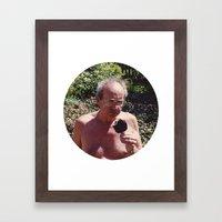 PETE Framed Art Print