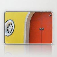 Temple Door Laptop & iPad Skin