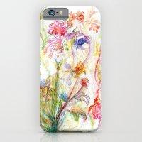 Floral Spree iPhone 6 Slim Case