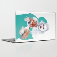 Gently Together Laptop & iPad Skin