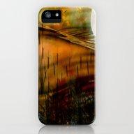 Aura Of Tranquillity iPhone (5, 5s) Slim Case