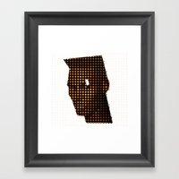Jones Framed Art Print