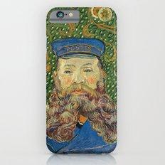 Portrait of the Postman Joseph Roulin by Vincent van Gogh Slim Case iPhone 6s
