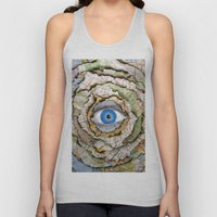 Seeing Through Illusions… Unisex Tank Top