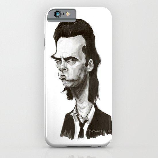 Nick Cave iPhone & iPod Case