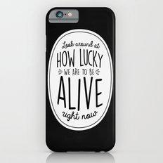 Look Around, Look Around iPhone 6 Slim Case