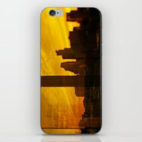 golden minneapolis iPhone & iPod Skin