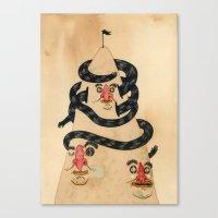Shanise 18 Canvas Print