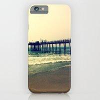 Shore At Dusk iPhone 6 Slim Case