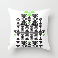 :::Space Rug::: Throw Pillow