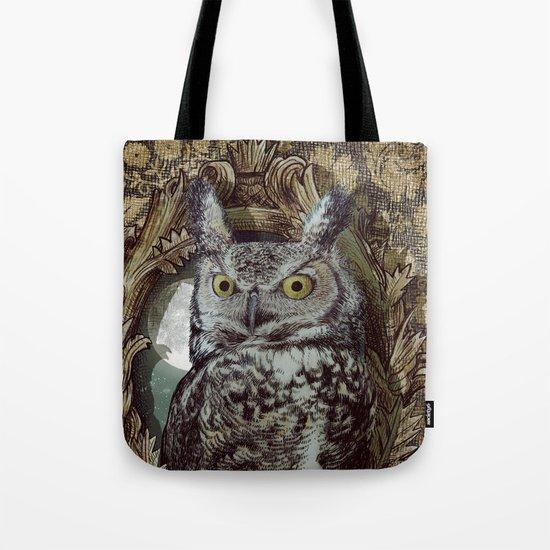 Moonlight Escape Tote Bag