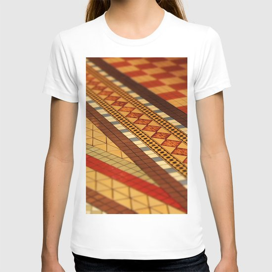 Mosaic Patterns T-shirt