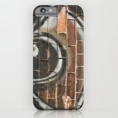 Beauty is in the Eye  iPhone 6 Slim Case