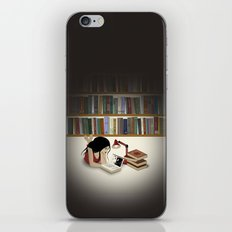 Books iPhone & iPod Skin