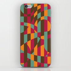 Abstract Roller Coaster iPhone & iPod Skin