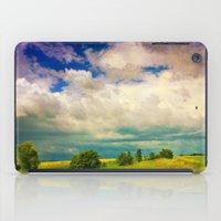 In a Landscape iPad Case