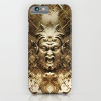 iPhone & iPod Case featuring Angercast by Andre Villanueva