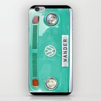 Wander Wolkswagen. Summe… iPhone & iPod Skin