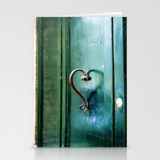 Handle on Love Stationery Card