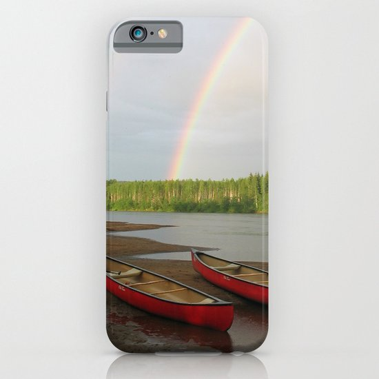 Double Rainbow iPhone & iPod Case