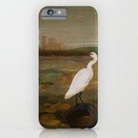 Marshland Vs Man iPhone 6 Slim Case