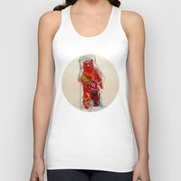 I Think I'm A Good Perso… Unisex Tank Top
