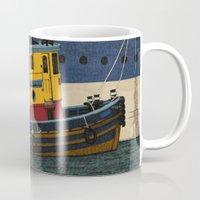 Tug Mug