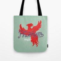 Phoenixes Tote Bag
