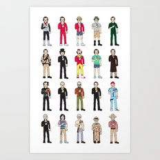 Murrays Art Print